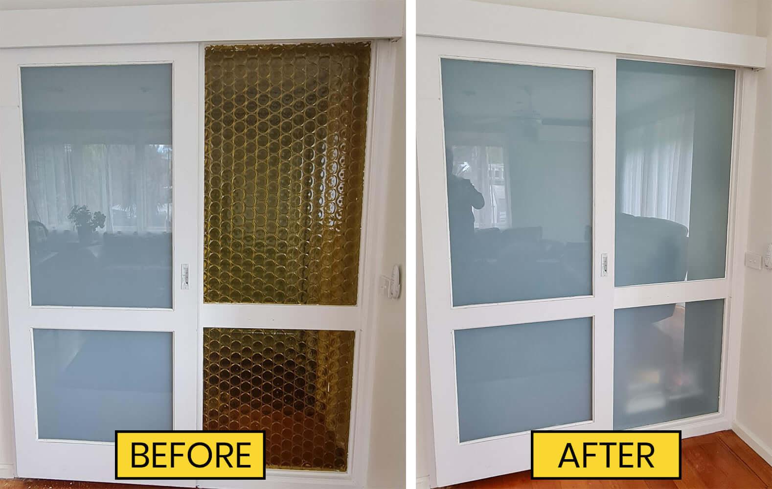 Door Glass Replacement Service